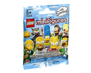 LEGO MINIFIGURES 71005 THE SIMPSONS MINI FIGURAS DE LOS SIMPSONS